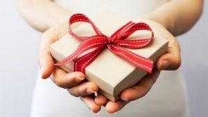 Um presente pra você