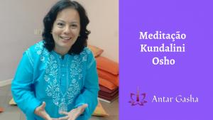 Meditação Kundalini de Osho
